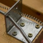 rioolonstoppingsveer detail